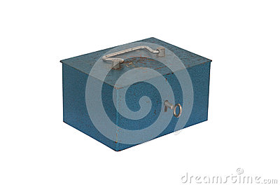 Moneybox azul