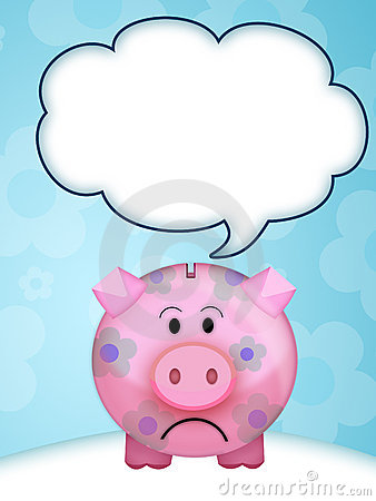 Moneybox de porc