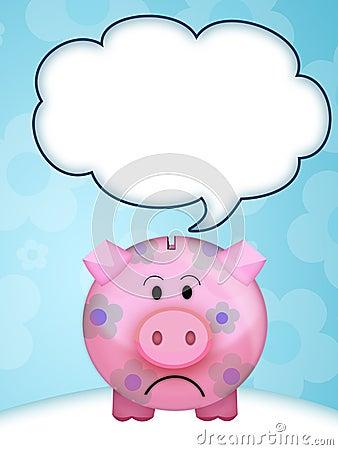 Moneybox del maiale