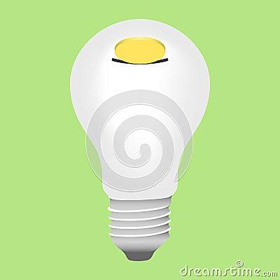Moneybox-lamp