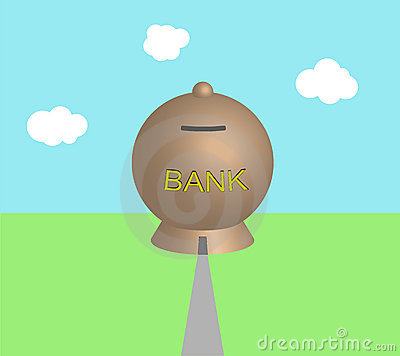 Moneybox-Querneigung
