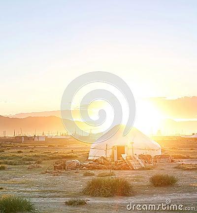 Mongolin yurt