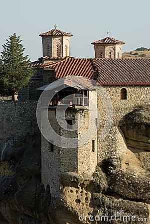 Moni of Varlaam in Meteora