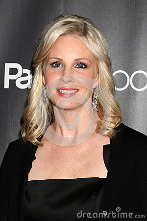 Monica Potter Editorial Stock Photo