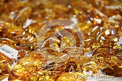 Monili ambrati