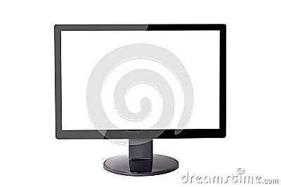 Monitor on isolate background