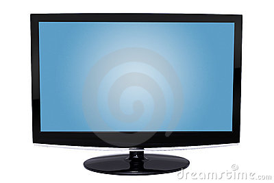 Monitor or Television