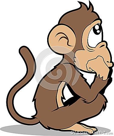 Free Monkey Royalty Free Stock Images - 741129