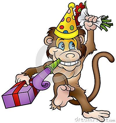 Monkey and Gift
