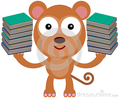 Monkey s books