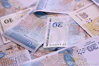 Monnaie nationale bulgare