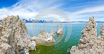 Mono Lake Monuments