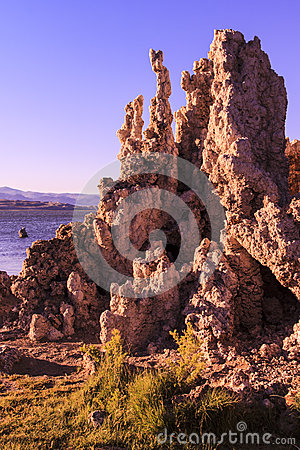 Mono Lake Tufas Stock Photos - Image: 26305563