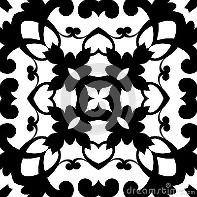 Monochrome pattern