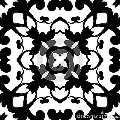 Monochromu wzór