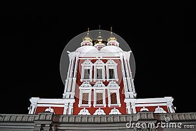 Monostyr Novodevichiy 4