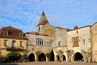 Monpazier (Dordogne, France)