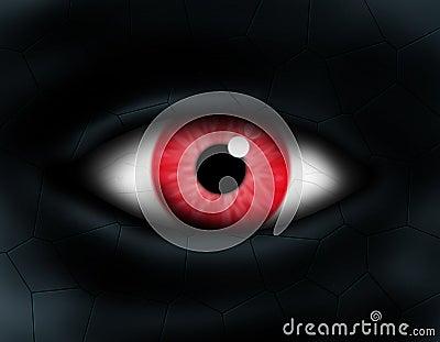 Monster eye