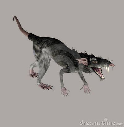 Monster Rat