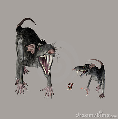 Monster Rats