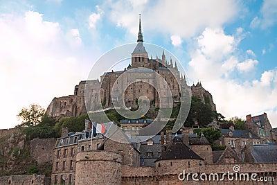 Mont圣徒Michel修道院