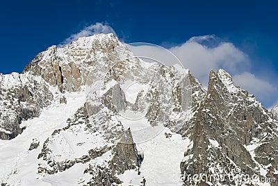 Mont blanc courmayeur 2