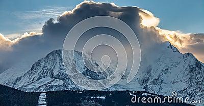 Mont Blanc II