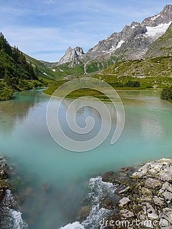Mont Blanc - Veny Valley