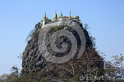 Mount Popa - Myanmar (Burma)