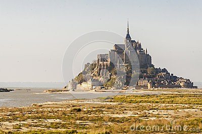 Mont Saint Michele - France, Normandy.