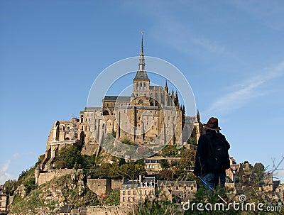 The Mont St Michel