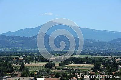 Mont Ventoux near Orange