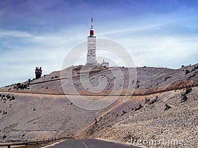 Mont Ventoux, Provence, France