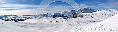 Montagna panoramica