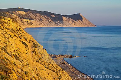 Montagne ed il mare