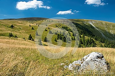 Montagnes slovaques