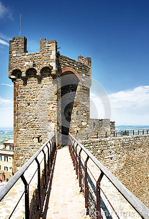 Montalcino Fortress
