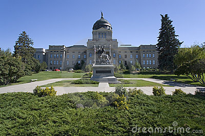 Montana - State Capitol