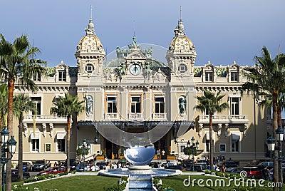 The Monte Carlo Casino Editorial Image