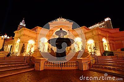 Monte Carlo Resort and Casino Editorial Image
