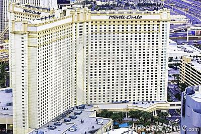 Monte Carlo Resort and Casino Editorial Photography