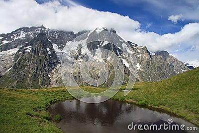Monte de la Saxe
