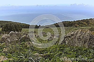 Monte Pellegrino Landscape