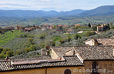 Montefalco & the Valle of Umbria, Italy