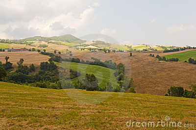 Montefeltro (Marches, Italy), landscape