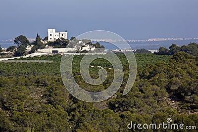 Montemar Castle - Costa Blanca - Spain