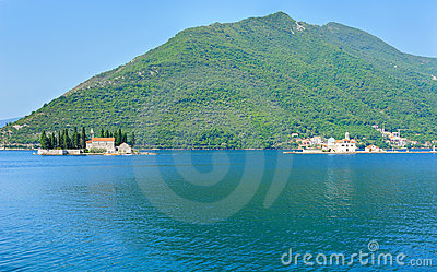 Montenegrin town Perast
