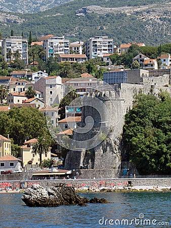 Montenegro. Herceg Novi