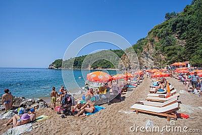 Montenegro, Jun 2014 Editorial Image