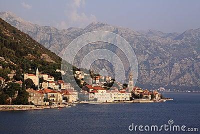 Montenegro Kotor Bay, Perast